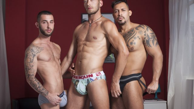 Thumbnail of Viktor, Alejandro and Dominic