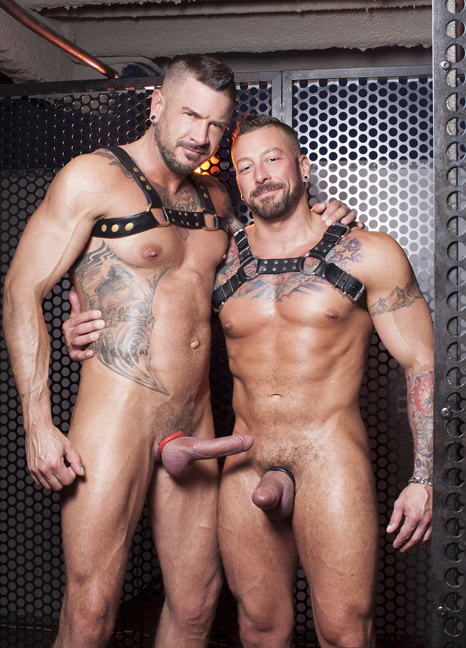 Dolf Dietrich and Hugh Hunter picture