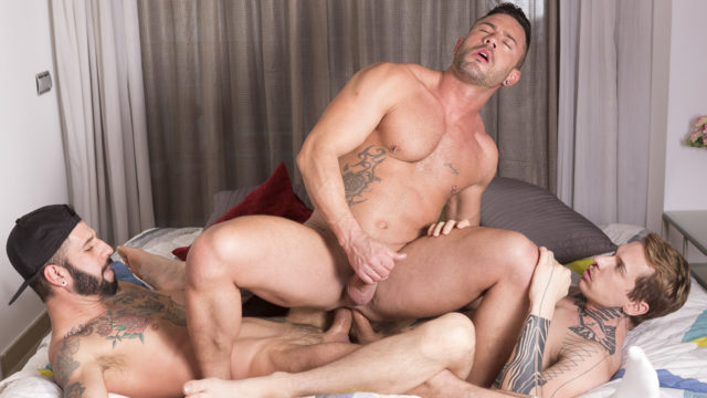 Thumbnail of Romeo Davis, Robert Royal and Andy Star